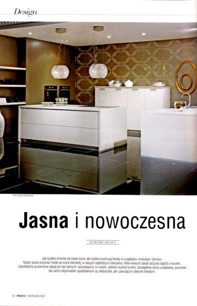 JASNA I NOWOCZESNA